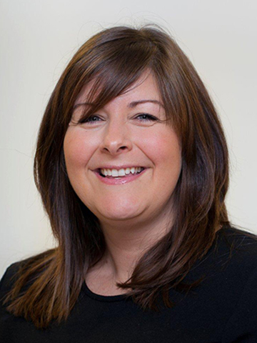 Photo of Deirdre Gilpin