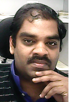 Photo of Deepak Padmanabhan