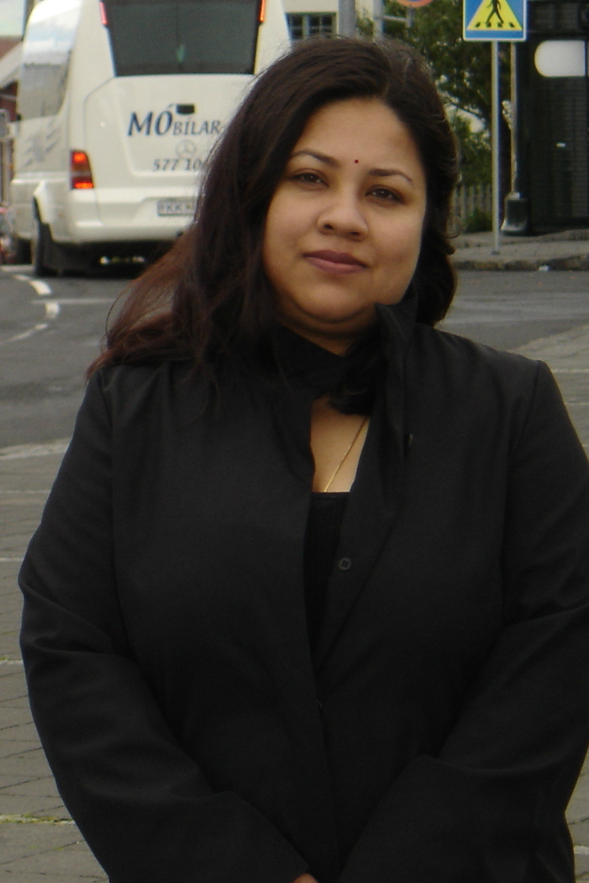 Photo of Urmi Sengupta